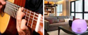 humidificadores para guitarra